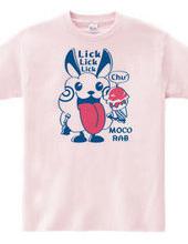 CT123 モコモコラビット*Lick Lick Lick