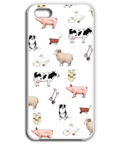 Fun ranch iPhoneケース