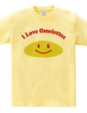 オムレツ大好き ~I Love Omelettes~