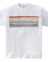 雨上がりTシャツ