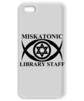MISKATONIC LIBRARY STAFF