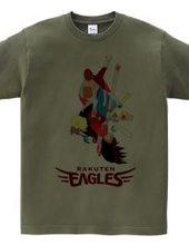 flying EAGLES baseball