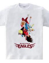 flying EAGLES baseball