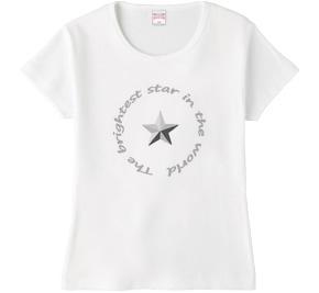 世界で一番輝く星(シルバー)