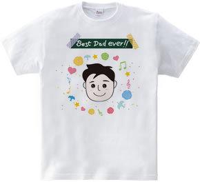 パパ最高♪