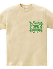 カセットテープTシャツ-4