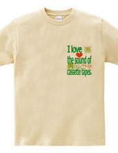 カセットテープTシャツ-5