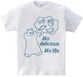 NoDelicious NoLife