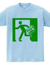 カセットテープTシャツ-6