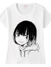 #OMIYA_KISEKI 顔面Tシャツ