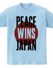 PEACE WINS JAPAN