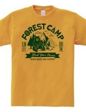 FOREST CAMP - GRN