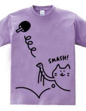 卓球 ネコのSMASH!