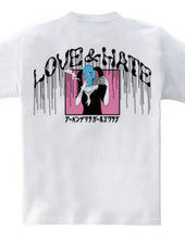 LOVE&HATE by UGGC.