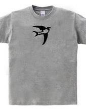 ツバメTシャツ#2