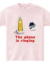 トウモロコシの電話(子機)