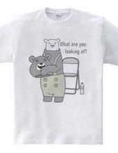 着ぐるみクマ