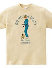 GO TO the DOJO