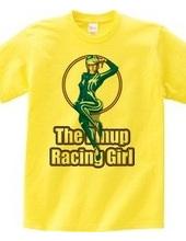 The Pinup Racing Girl
