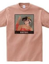 VR geisha girl