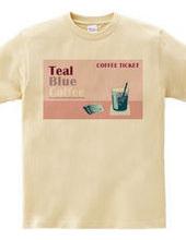 COFFEE TICKET_ROSE Ver.