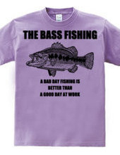 THE BASS FISHING (Front)