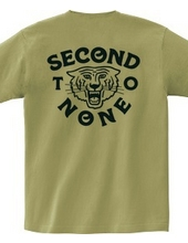 SECOND TO NONE_NVY