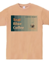 COFFEE TICKET_BLUE Ver.