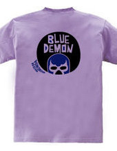 (バックプリント)BLUE DEMON