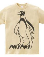 先祖返りペンギン