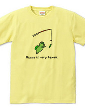Kappa is very kawaii.