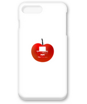ロゴ刻印林檎