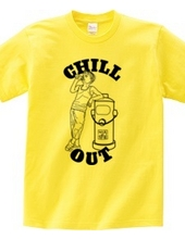CHIL OUT BOY_黒
