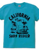 カリフォルニアサーフライダーBttF