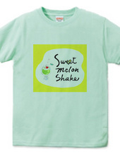 SWEET  MELON  SHAKE