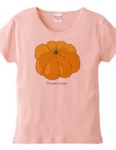 パン生活 かぼちゃパン