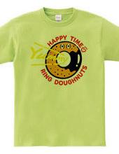 Happy Ring Doughnuts