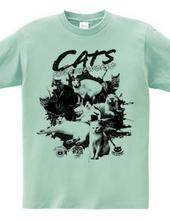 猫が世界を支配する