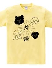 犬ズ(心はオオカミ)