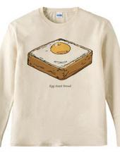 パン生活 エッグトーストパン